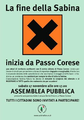 Preview manifesto assemblea pubblica